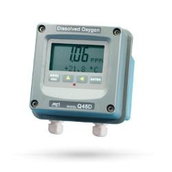 Q45D Tek Kanallı Çözünmüş Oksijen Ölçüm Sistemi